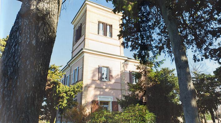 V-00941 Bertinoro: Stupenda villa storica d'epoca