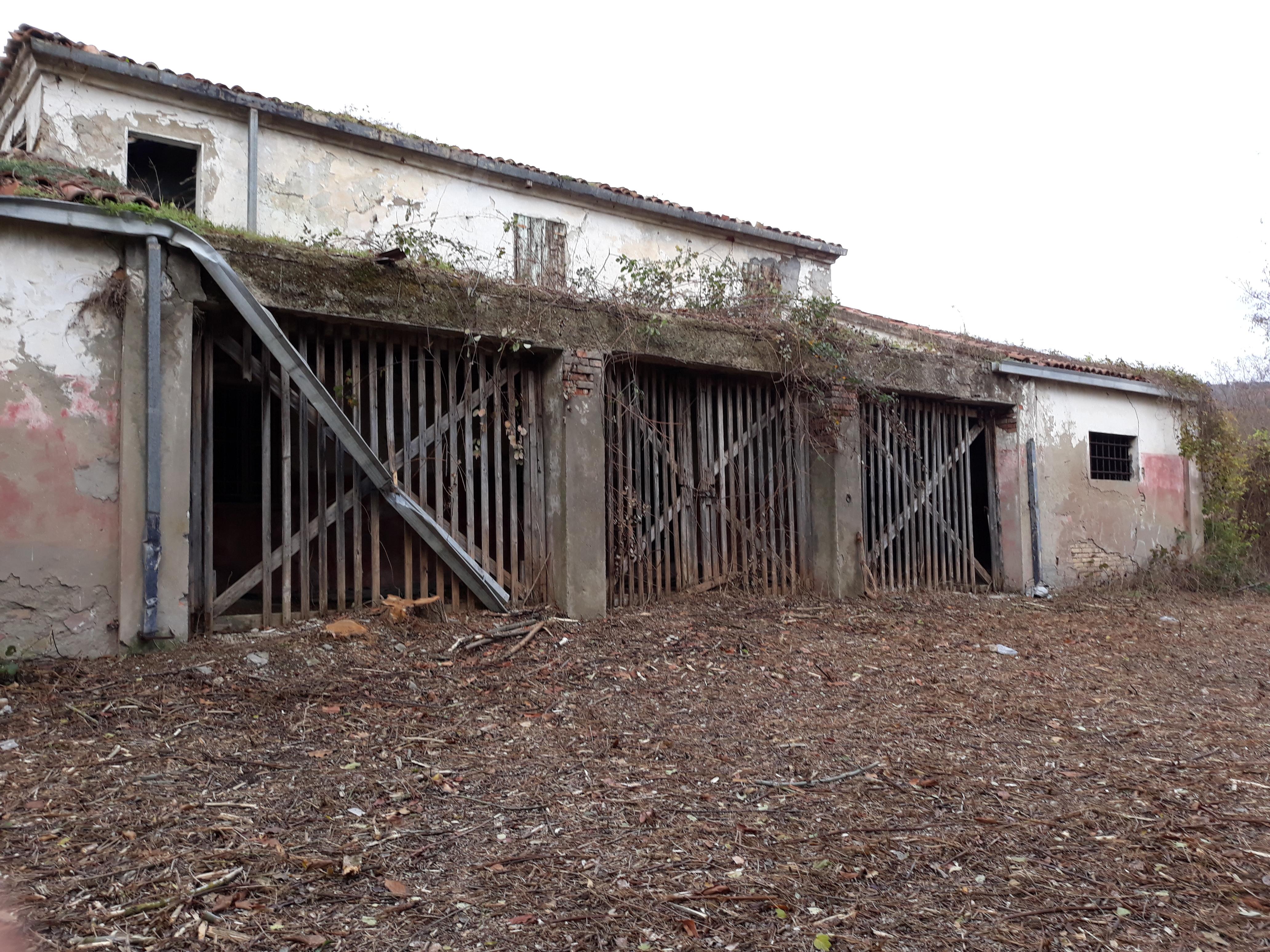 V-1014 – Gallo di Borello- casa da ristrutturare