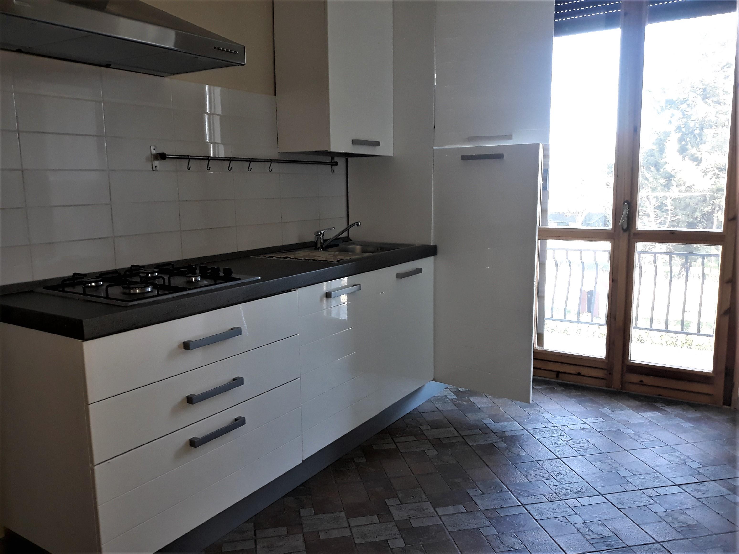 A-2026 – Borello- appartamento arredato al 1° e ultimo piano
